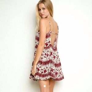 Brandy Melville Rose dress